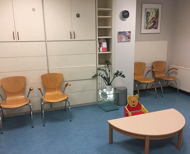 Foppen wachtkamer Amsterdam huisarts